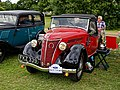 1937 Ford Eifel roadster 1172cc at Hatfield Heath Festival 2017.jpg