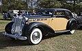 1938 Packard 1604 Super Eight Mayfair Coupé, front left (Hershey 2019).jpg