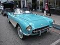1957 Corvette At Downtown Miami Car Show (5867130933).jpg