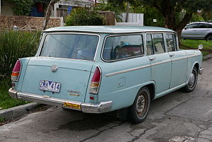 Nissan Cedric - Nissan Cedric 30 wagon