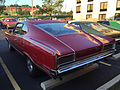1967 AMC Marlin fastback at AMO 2015 meet in red 2of2.jpg