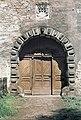 19850702380NR Ohrdruf Schloß Ehrenstein Portal im Westflügel.jpg