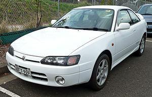 Toyota Corolla (E110) - Corolla Levin 1.6 BZ-R