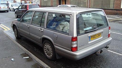 1997 Volvo V90 (12467819725)