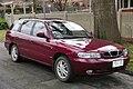 1998 Daewoo Nubira (J100) CDX EuroWagon station wagon (2015-07-24) 01.jpg