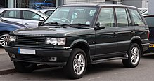 2000 Land Rover Range Rover Vogue Automatic 4.6 Front.jpg