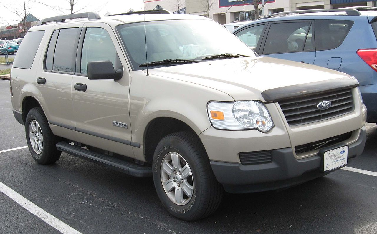 2007 ford explorer xlt 4dr suv 4 0l v6 4x4 auto. Black Bedroom Furniture Sets. Home Design Ideas