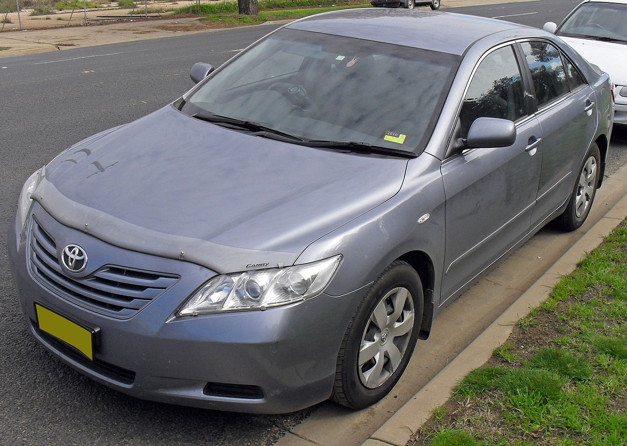 file 2006 2009 toyota camry acv40r altise wikimedia commons. Black Bedroom Furniture Sets. Home Design Ideas