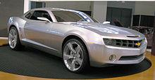 Gen 5 Camaro >> Chevrolet Camaro Fifth Generation Wikipedia