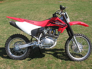 Honda Dirt Bike Cc