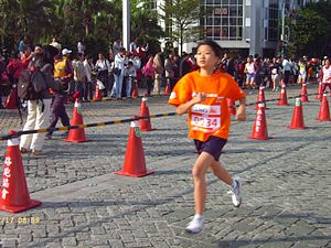 One of Female Kids Group winner at 2006 ING th...
