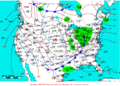 2007-01-30 Surface Weather Map NOAA.png