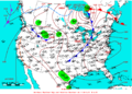 2007-05-25 Surface Weather Map NOAA.png