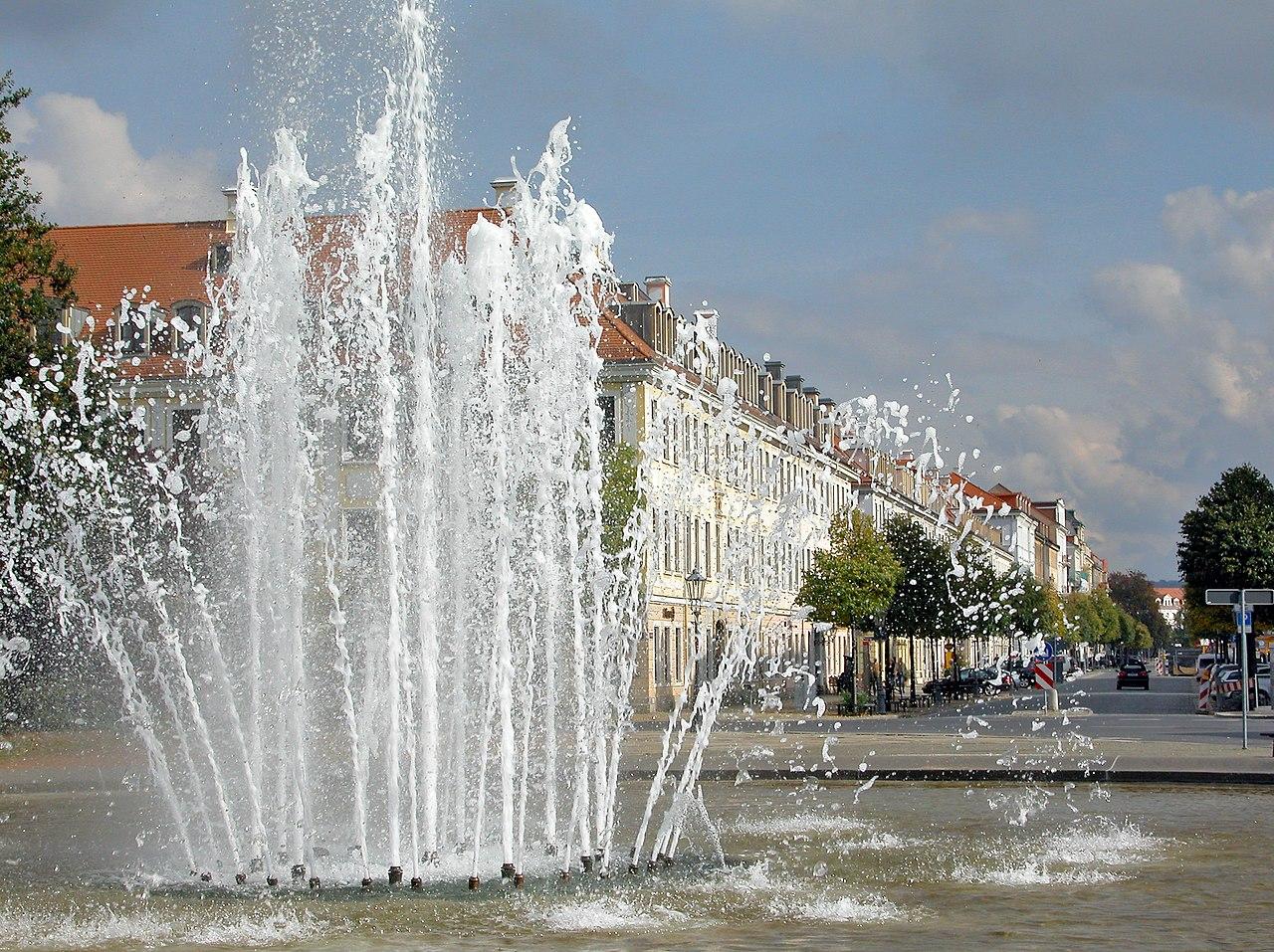 Dresdner Königstraße