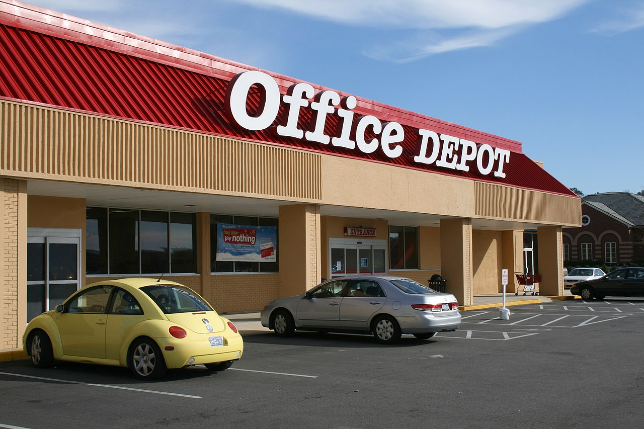office depot launches coworking pilot expands business services