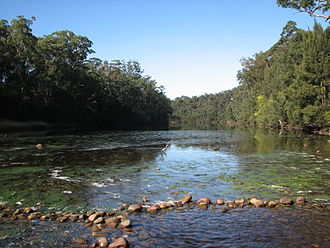 Clyde River (New South Wales) - Image: 20080706 011 Clyde