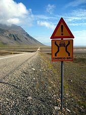 Islande Tour Km