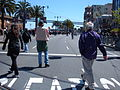 2008 Olympic Torch Relay in SF - Embarcadero 10.JPG
