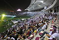 2009 Emir of Qatar Cup Final - people in Stadium (3580964357).jpg