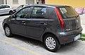 2009 Fiat Punto Classic 188 rear.JPG