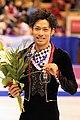 2009 Skate Canada Men - Daisuke TAKAHASHI - Silver Medal - 6194a.jpg
