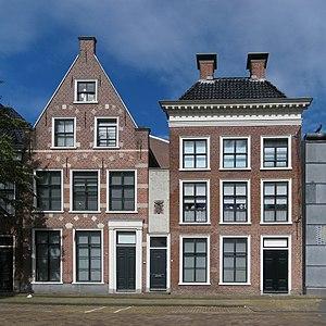Fries Museum - Image: 20100707 Turfmarkt 18 20 (Fries Museum) Leeuwarden NL
