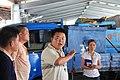 2010 07 13895 6460 Chenggong Chenggong Fishing Harbor Fish auctions Taiwan.JPG