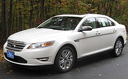 2010 Ford Taurus Limited 1 -- 10-31-2009.jpg