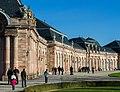 2011 02 06 001 Schloss Schwetzingen Zirkelbauten.jpg