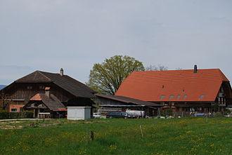 Ferenbalm - Farm house in Ferenbalm municipality