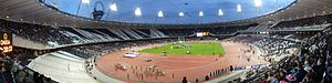 2017 World Championships in Athletics - The London Stadium in 2012