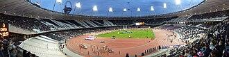 2017 World Championships in Athletics - The London Stadium in 2012