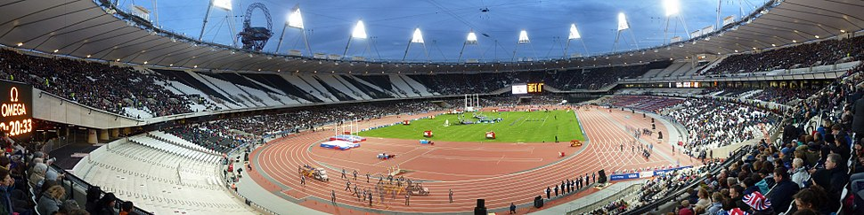 2012 Hours To Go Olympic stadium.jpg