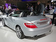 2012 Mercedes-Benz SLK 250 (R 172) BlueEFFICIENCY roadster (2012-10-26) 04.jpg