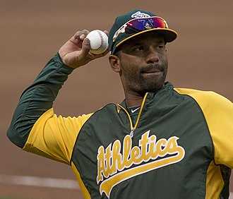 Alberto Callaspo - Callaspo with the Oakland Athletics