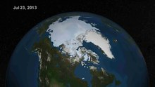 File:2013 Daily Arctic Sea Ice from AMSR2 - May - September 2013.ogv