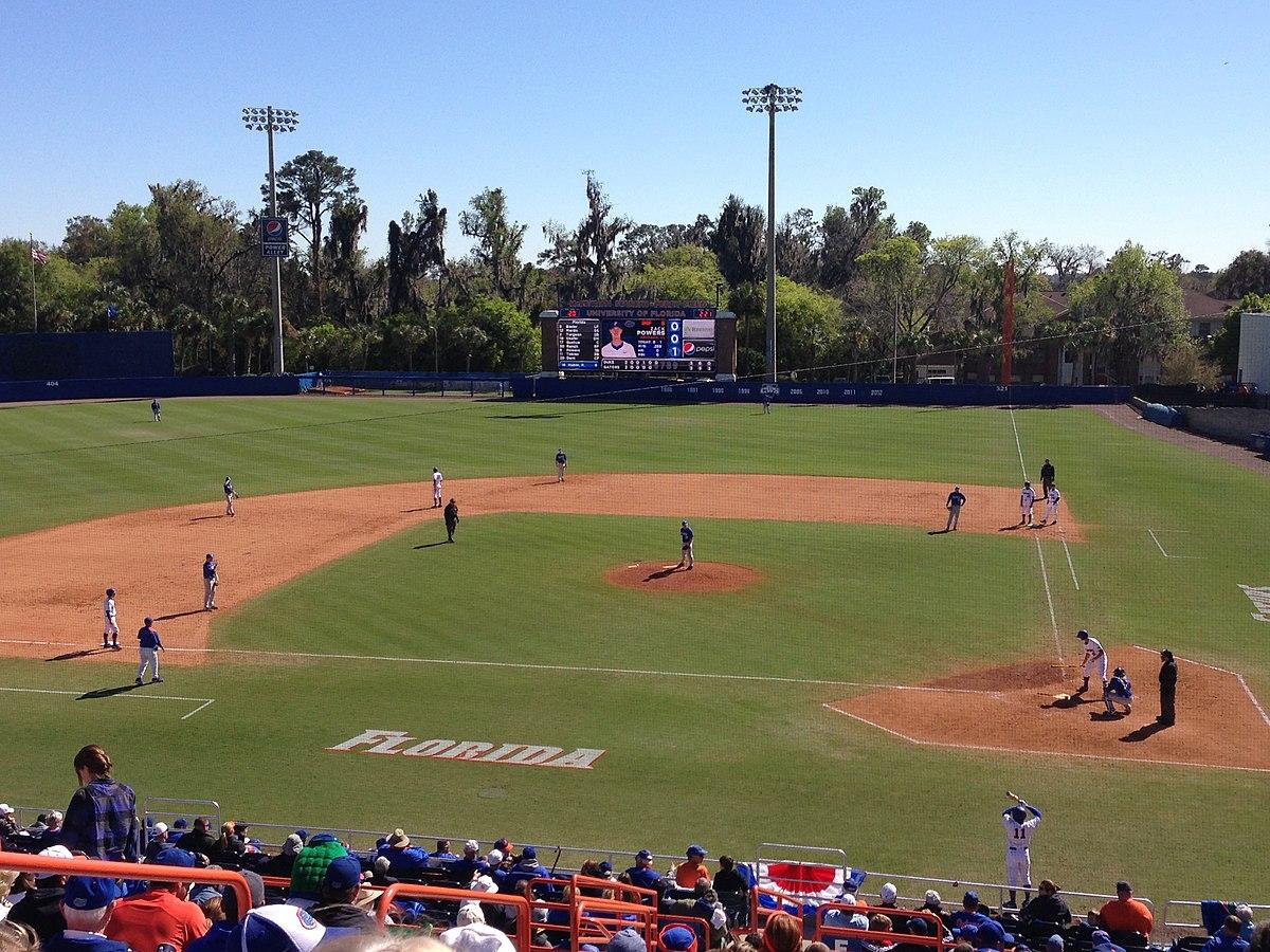 Florida State Baseball Locker Room