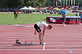 2013 IPC Athletics World Championships - 26072013 - Alexander Zverev of Russia during the Men's 400M - T13 Semifinal 1.jpg