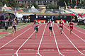 2013 IPC Athletics World Championships - 26072013 - Arrival of the Men's 400m - T13 second semifinal.jpg