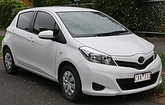 Toyota Yaris - Wikipedia