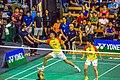 2013 US Open Badminton Championships at Orange County (Los Angeles) - (11362387524).jpg