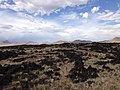 2014-07-18 17 06 33 View across the top of the Black Rock Lava Flow, Nevada.JPG
