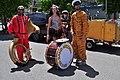 2014 Fremont Solstice parade - Brass Band Mission 01 (14529277863).jpg