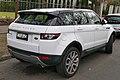 2014 Land Rover Range Rover Evoque (L538 MY15) SD4 Pure Tech 4WD 5-door wagon (2015-08-07) 02.jpg