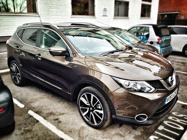 file 2014 nissan qashqai right wikimedia commons. Black Bedroom Furniture Sets. Home Design Ideas