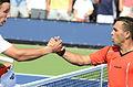 2014 US Open (Tennis) - Tournament - Victor Estrella Burgos and Igor Sijsling (15076585396).jpg