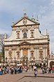 2015 Kraków, Kościół Świętych Apostołów Piotra i Pawła 02.jpg