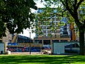 2015 London-Woolwich, Cannon Square construction site 11.jpg