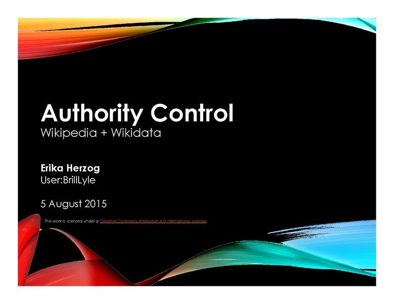 File:2016-08-05-AuthorityControl.pdf