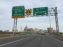Interstate 95 in Connecticut - WikiVisually
